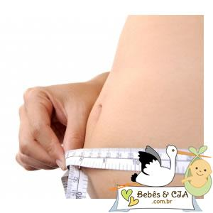 Aumento da circunferencia abdominal